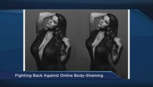B.C. model fights back against body shamers